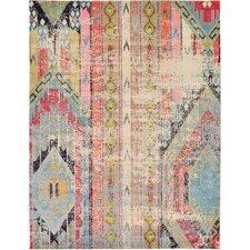 Rohini Multicolor Area Rug