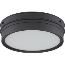 Yorkshire 1-Light Flush Mount
