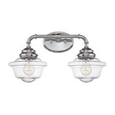 Calvert 2-Light Vanity Light