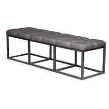 Beford Upholstered Bedroom Bench by PTM Images