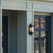Market Square 2-Light Outdoor Flush Mount