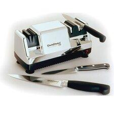 Hone Diamond Coated Stainless Steel Electric Knife Sharpener