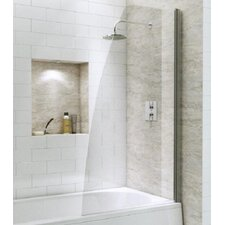 140cm x 80cm Hinged Bath Screen