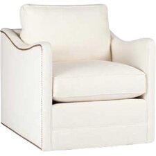 Porter Swivel Armchair by Gabby