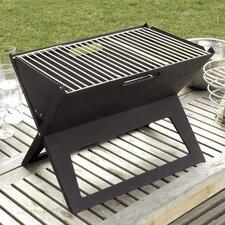 HotSpot Notebook Portable Charcoal Grill