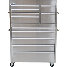 "41""W 11-Drawer Combination Set"
