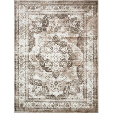 Brandt Light Brown Area Rug