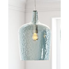 Barre 1 Light Bowl Pendant