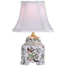 """Bird Jar 21"""" Table Lamp"""