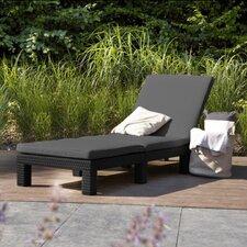 Modena Sun Lounger with Cushion