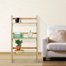 Folding 37 Etagere Bookcase by Casual Home
