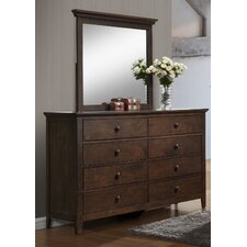 Easthaven 8 Drawer Double Dresser
