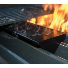 Non Stick Offset Charcoal V-Smoker Box