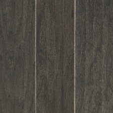 """Hinsdale 5"""" Engineered Hickory Hardwood Flooring in Charcoal"""