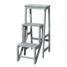 0.81m Wood Step Ladder