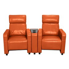 Ketter Home Theater Loveseat