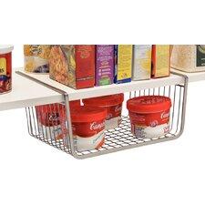 York Lyra Kitchen Pantry Under Shelf Basket