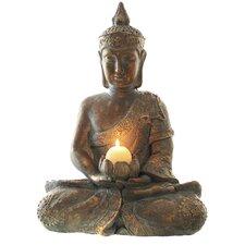 Figur Buddha Wellness