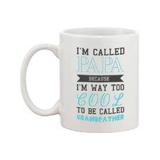 Grandpa To Be Coffee Mug