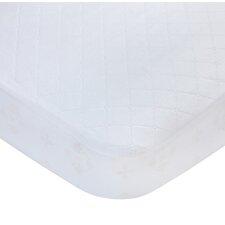 Waterproof Fitted Crib Mattress Pad
