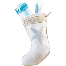 Coastal Tidings Starry Spa Stocking