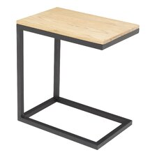 Edison High End Table by Laurel Foundry Modern Farmhouse