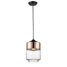 Dorsch 1-Light Mini Pendant