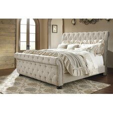 sleigh beds you 39 ll love wayfair