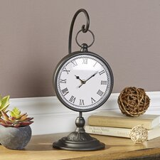 Bombeck Table Clock