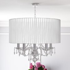 Warwick 5 Light Chandelier