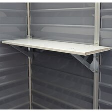 85cm Shed Shelving Unit