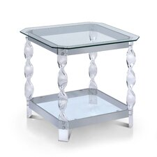 Dahlia End Table by Mercer41™