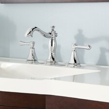 Cassidy™ Deck Mount Bathroom Faucet with Drain Assembly