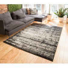 Sydney Vintage Crosby Grey Area Rug