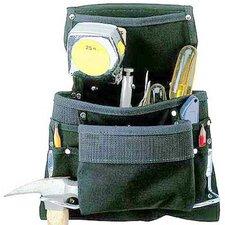 9 Pocket Nail & Tool Bag