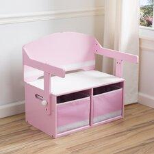 Generic Toy Storage Bench