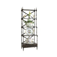 Laloma 72 Etagere Bookcase by Astoria Grand