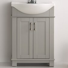 "Cambria 24"" Single Bathroom Vanity Set"
