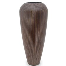 Silhouette Mango Wood Table Vase