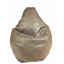 Basket Weave Bean Bag Chair