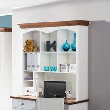 Princessa 129cm W Desk Hutch with Soft Closing System