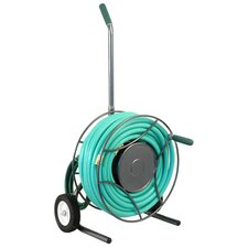 Metal Hose Reel Cart