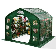 Farm House 9 Ft. W x 9 Ft. D Greenhouse