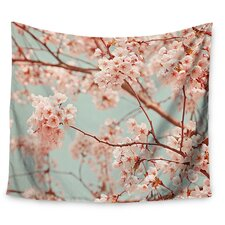 Blossoms All Over by Iris Lehnhardt Wall Tapestry