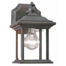 William 1-Light Outdoor Wall Lantern