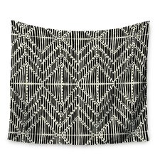 Tribal Drawings by DLKG Design Wall Tapestry