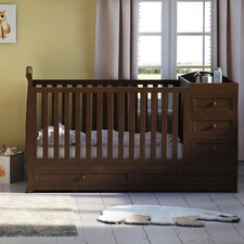 Shiloh 2-in-1 Convertible Crib and Changer