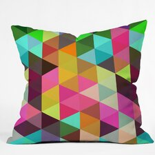 Three of The Possessed Throw Pillow by East Urban Home