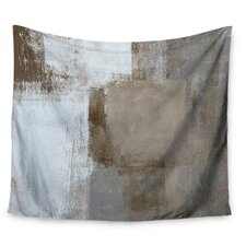 Calm and Neutral by CarolLynn Tice Wall Tapestry