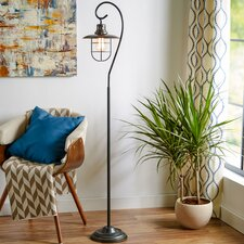 """Evelynn 58"""" Arched Floor Lamp"""